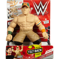 WWE 3 Count Crushers Action Figure - John Cena (Colors/Styles May Vary)