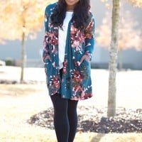 Happy Go Lucky Cardigan | Monday Dress Boutique