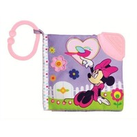 Disney Baby Minnie Mouse in the Garden Soft Book