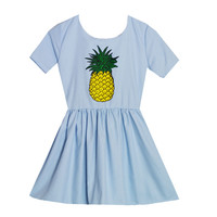 Bonne Chance Collections — Pineapple Of My Eye Dress