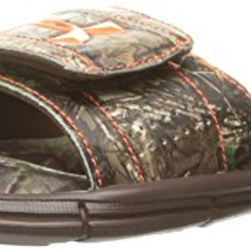Under Armour Boys' Boys' Ignite Camo V Slide
