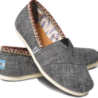 GREY CHAMBRAY TRIM WOMEN'S CLASSICS