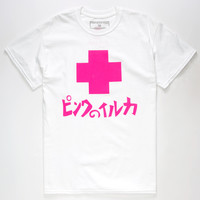 PINK DOLPHIN Promo Mens T-Shirt | Graphic Tees