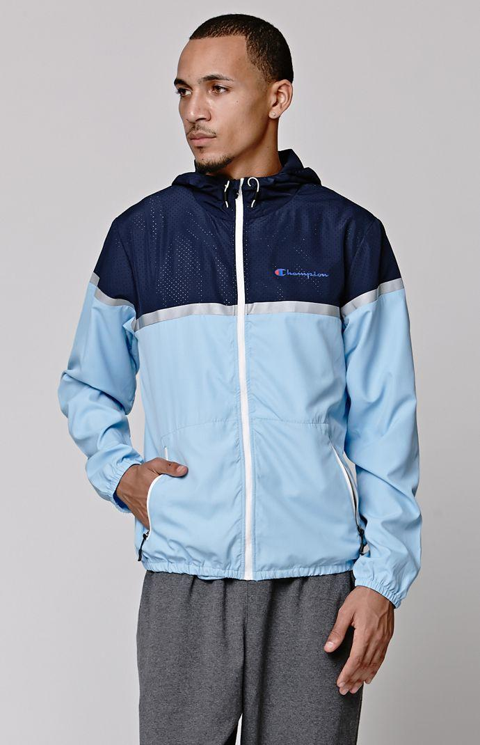 Champion Commuter Windbreaker Jacket - from PacSun f1b1644a53d9