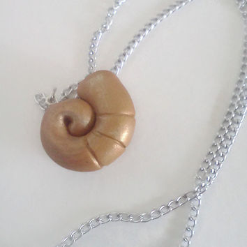 Little Mermaid Ursulas Shell Necklace