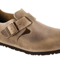 London Tobacco Oiled Leather Shoes | Birkenstock USA Official Site