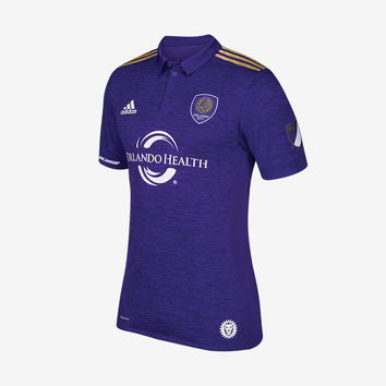 Orlando City 2017-18 Authentic Home Jersey
