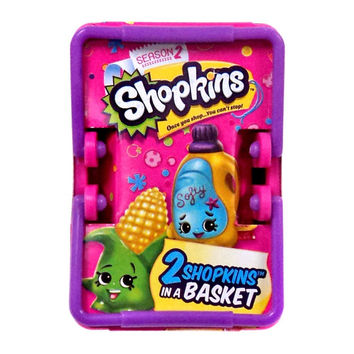 Shopkins Season 2 Shopping Basket 2-Pack (Styles May Vary)