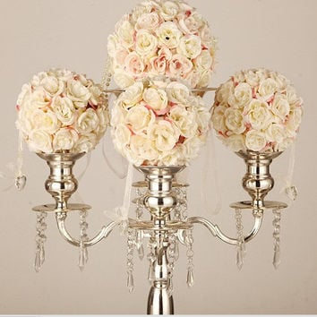 Best pomander balls products on wanelo made to order wedding decorations kissing balls pomander flowe mightylinksfo