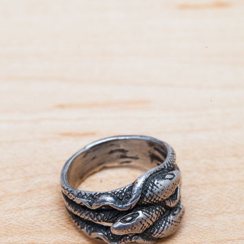 Bailey Hunter Robinson Triple Snake Ring