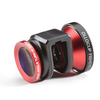 Olloclip Camera Lens For iPhone 5 at Brookstone—Buy Now!