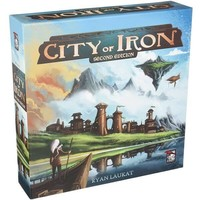 City of Iron - Tabletop Haven