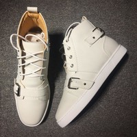 Cl Christian Louboutin Style #2118 Sneakers Fashion Shoes - Best Deal Online