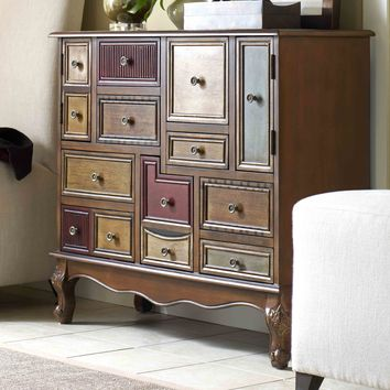 Stein World Shelby 10 Drawer Cabinet
