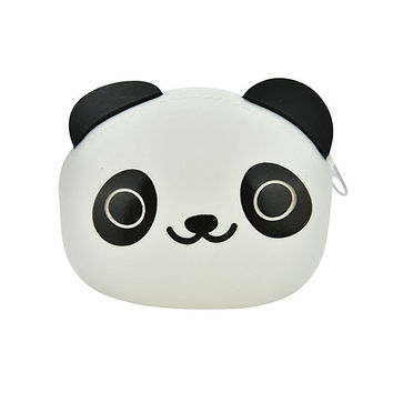 PANDA Jelly Coin Bag