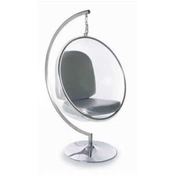 Bubble Hanging Chair Stand - Modern Living Room Furniture at Hayneedle