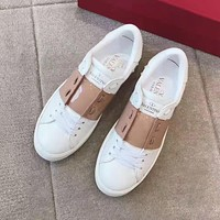 Valention Women Fashion Casual Flats Shoes