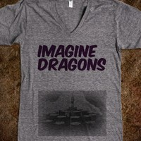 Imagine Dragons Radioactive Band Tee
