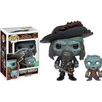 Pop! Disney: Pirates of the Caribbean - Ghost Barbossa (Summer Convention 2016 Exclusive)