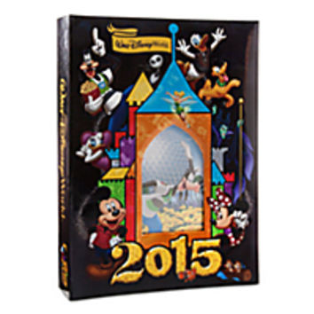 Mickey Mouse and Friends Photo Album - Walt Disney World 2015 - Large