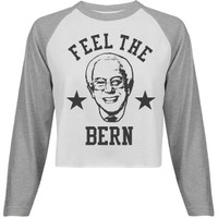 Feel The Bern 2016 Crop