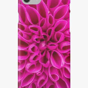 'Flower' iPhone Case/Skin by KandM