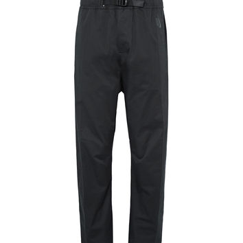 Nike - NikeLab Essentials DWR-Coated Stretch Cotton-Blend Twill Trousers