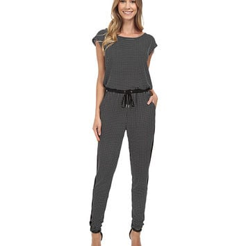 MICHAEL Michael Kors Harget Side String Jumpsuit