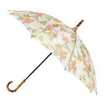 Leighton Pagoda Manual Open Pagoda Stick Umbrella