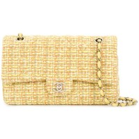 GKIN3 Chanel Vintage Double Flap Shoulder Bag