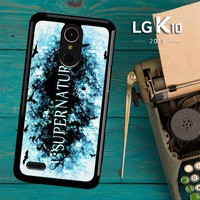 All Supernatural Logo Y0297 LG K10 2017 / LG K20 Plus / LG Harmony Case