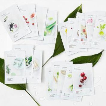 Innisfree It's Real Squeeze Mask Sheet (15Pcs)