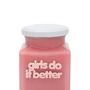 Girls Do It Better Pina Colada Candle