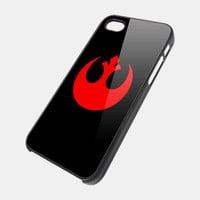 Star Wars Rebel Alliance Symbol  NDR 010 - iPhone 4, iPhone 4s, and iPhone 5 Case