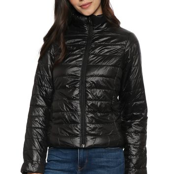 Brooklyn Karma Quilted Jacket
