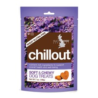 Isle of Dogs Chillout Wheat Gluten Free Soft & Chewy Dog Treats