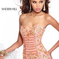 Sherri Hill 2983 Prom Dress