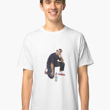 'Mac Demarco Water Squat' Classic T-Shirt by ConnorPeat