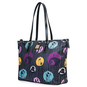 Tim's Burton's The Nightmare Before Christmas Shopper Tote by Dooney & Bourke | Disney Store