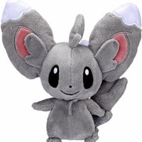 Pokemon Black & White Series 2 6 inch Minccino Plush