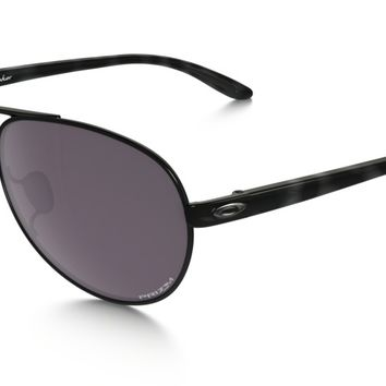 Oakley Tie Breaker PRIZM Daily Polarized in POLISHED BLACK / PRIZM DAILY POLARIZED