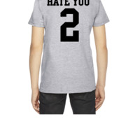 Hate You 2 - Youth T-shirt