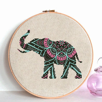 how to make cross stitch pattern from picture