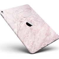 "Pink Slate Marble Surface V7 Full Body Skin for the iPad Pro (12.9"" or 9.7"" available)"