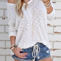Evanly Knit Sweater