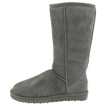 UGG Kids Classic Tall Boots 5229 Grey