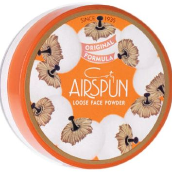 Coty Airspun Loose Powder, Rosey Beige, 2.3 Ounce