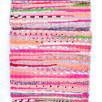 Chindi Weave Table Runner