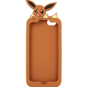 Pokemon Eevee Elements Molded iPhone 6/6s Case