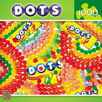 Dots - 1000 Piece Jigsaw Puzzle